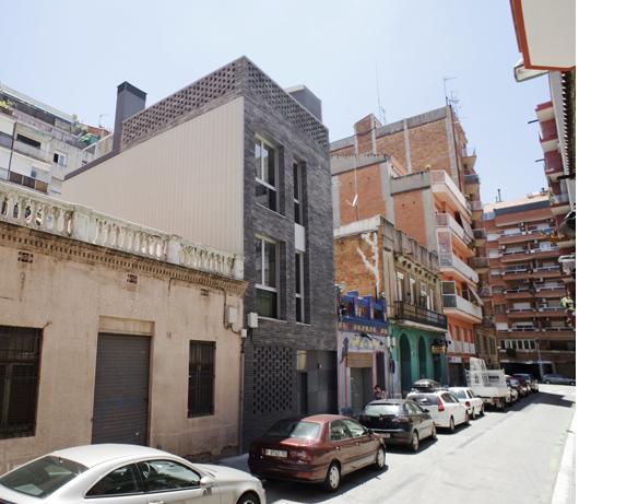 Vivienda Calle Bassols 12_ Reforma integral por TX_TIL